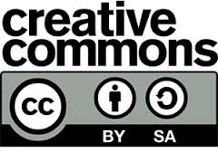Creative Commons License Graphic BY SA