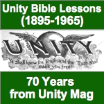 Unity Bible Lessons (1895-1965)