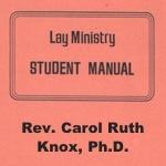 Carol Ruth Knox Lay Ministry