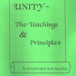 Carol Ruth Knox - Unity - The Teachings and Principles