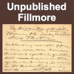 Unpublished Fillmore