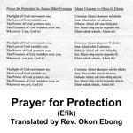 Prayer for Protection (Efik)