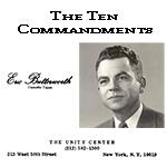 Eric Butterworth - The Ten Commandments
