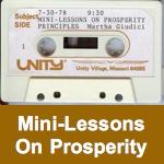 Martha Giudici Mini Lessons on Prosperity