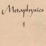 Unity Metaphysics Tan Book 1