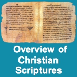 Overview of Christian Scriptures