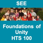 HTS 100 Foundations of Unity