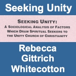Seeking Unity: A Sociological Analysis