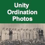 Unity Ordination Photos
