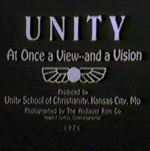 Silent Video of Unity in 1926