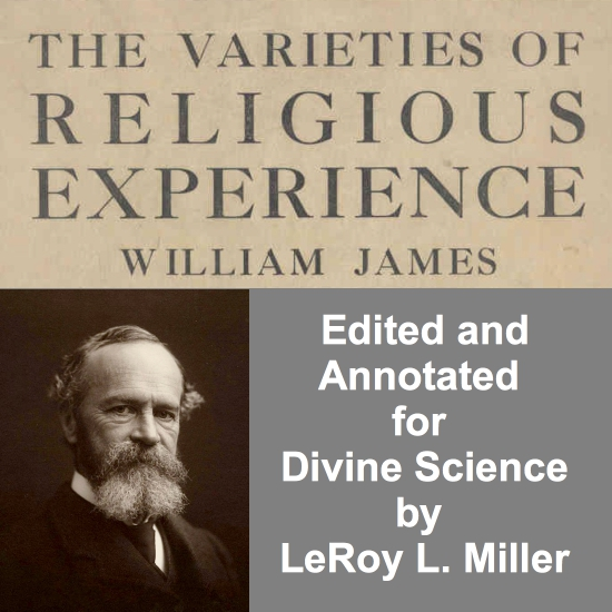 William James The Varieties of Religious Experience