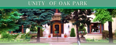 Unity of Oak Park entrance