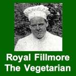 Royal Fillmore The Vegetarian in Weekly Unity Magazine