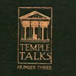 Charles Fillmore Temple Talks Series Three Cover