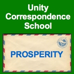Unity Correspondence Course on Prosperity