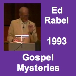 Ed Rabel Gospel Mysteries