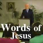 Ed Rabel - Words of Jesus (Video)