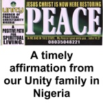 Jesus Christ is now here restoring PEACE in me and in this state