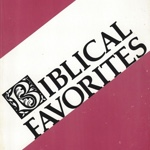 Biblical Favorites by Jim Lewis