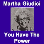 Martha Giudici You Have The Power