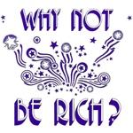 Martha Giudici Why Not Be Rich?