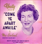 May Rowland - Come Ye Apart Awhile