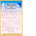 Charles and Myrtle Fillmore Dedication and Covenant TruthUnity Postcard