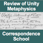 UCS Review of Unity Metaphysics