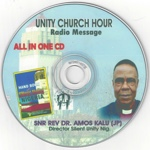 Unity Church Hour CD Cover
